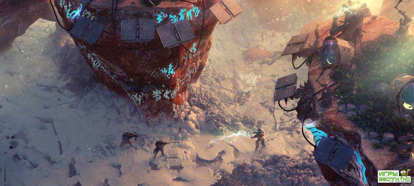 Wasteland 3 перенесена на 2020 год