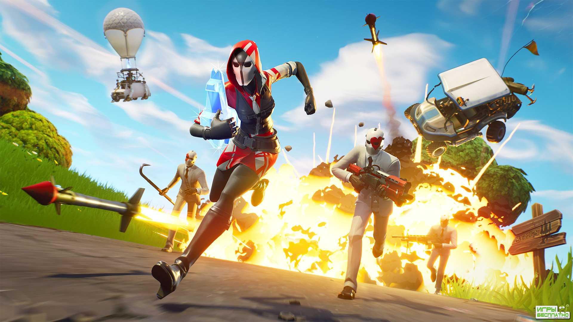 Epic Games едва не отменила Fortnite