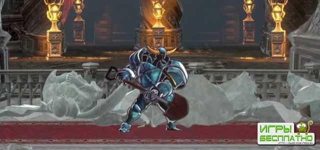 В Bloodstained появится Лопатный Рыцарь, релизный трейлер игры