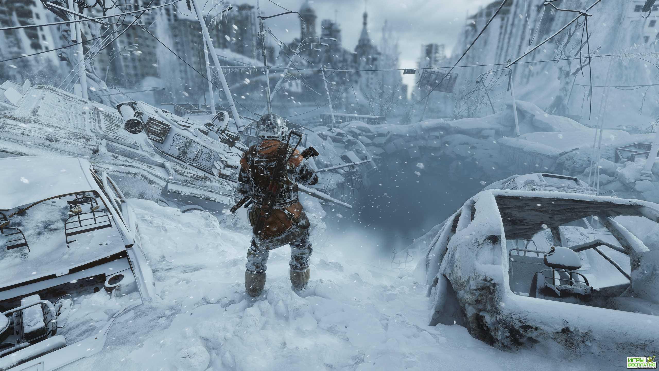 Metro Exodus получила большую скидку в PS Store