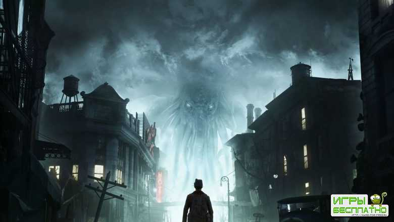 Первый час геймплея The Sinking City