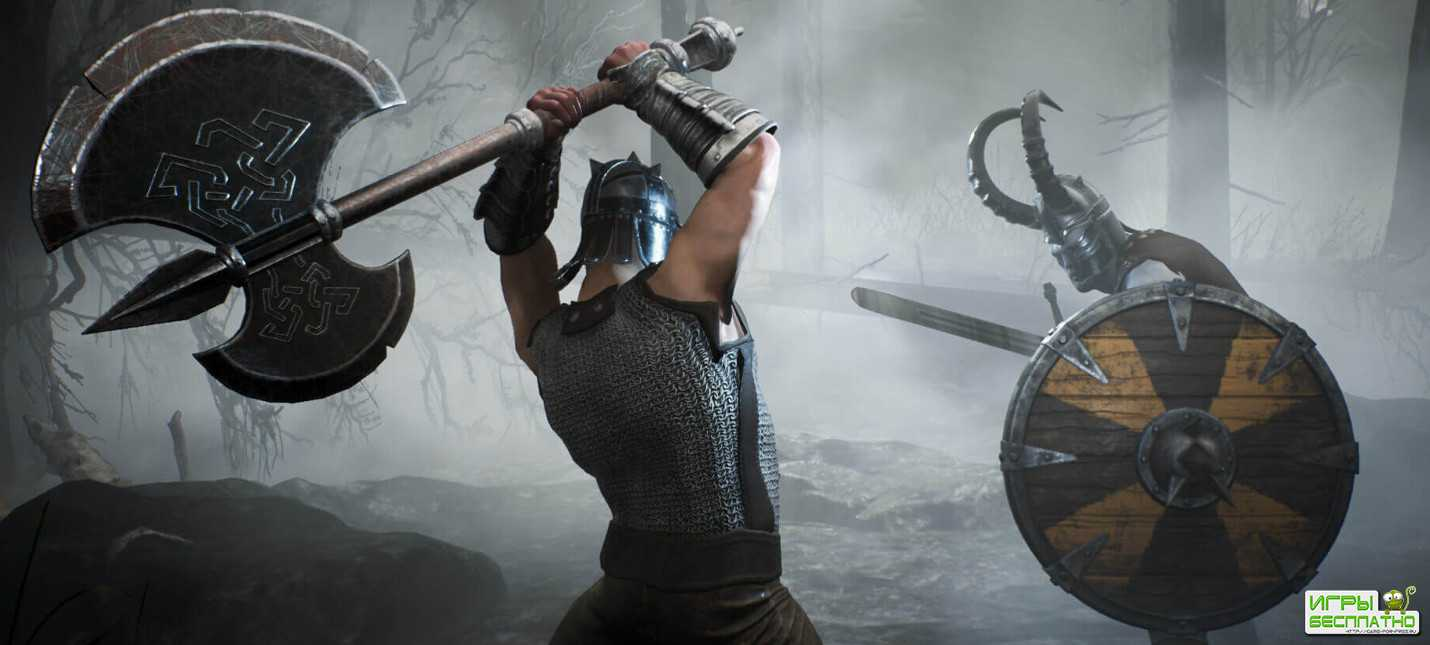 Новый геймплейный трейлер Rune 2