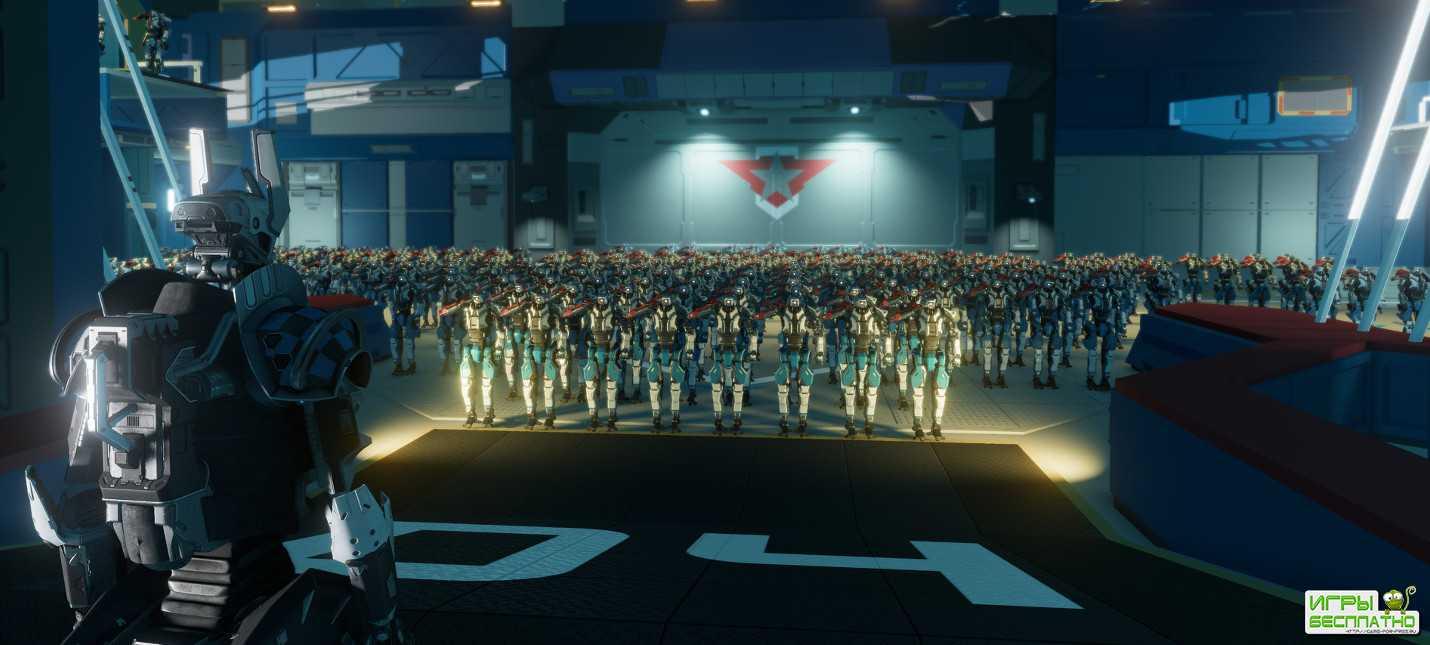 Новый трейлер космической песочницы Starbase посвящён сражениям