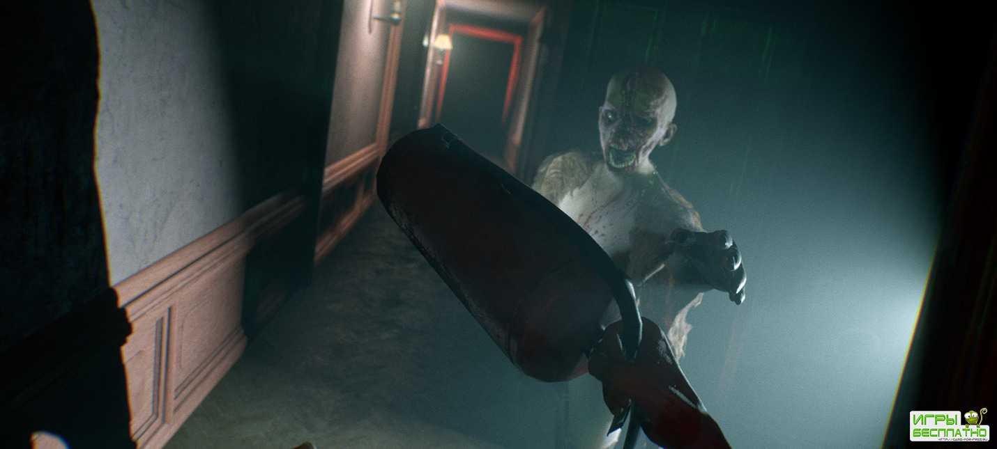 Новый трейлер хоррора Paranoid от разработчиков Agony