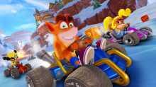 Crash Team Racing Nitro-Fueled в топе чартов по продажам