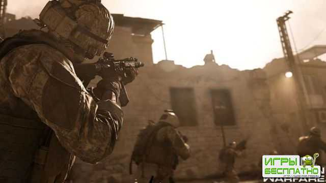 Activision не лезет в дела новой Call of Duty: Modern Warfare