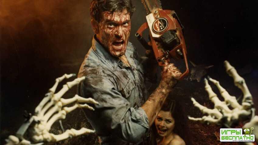 Брюс Кэмпбелл подтвердил выход игры по «Зловещим мертвецам»
