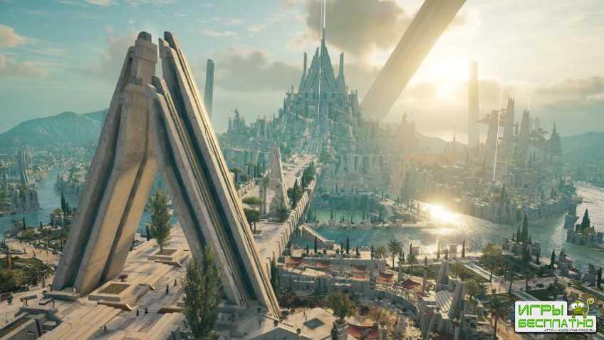 Финальная глава «Судьбы Атлантиды» для Assassin's Creed Odyssey выйдет 16  ...