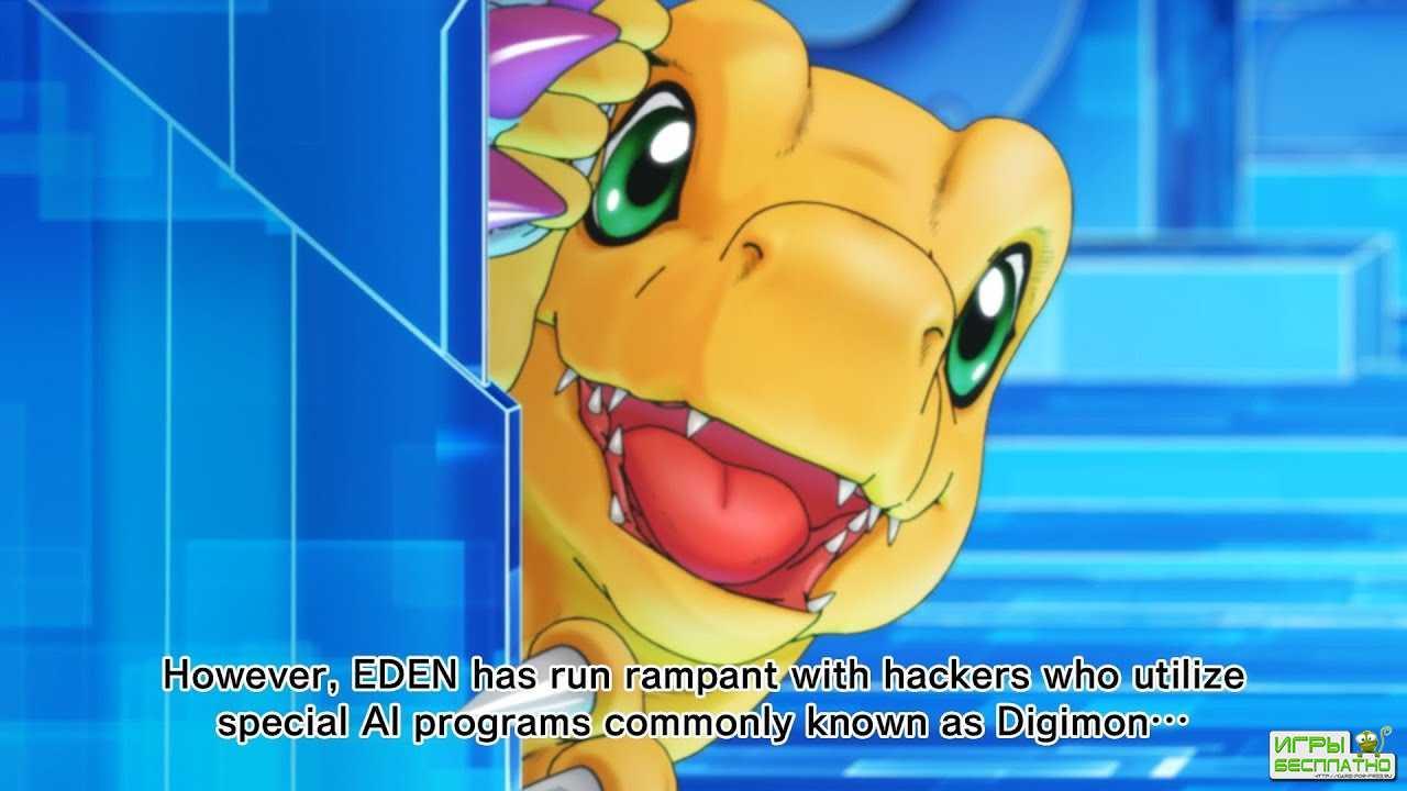 Ролевую выживалку Digimon Survive отложили на 2020 год