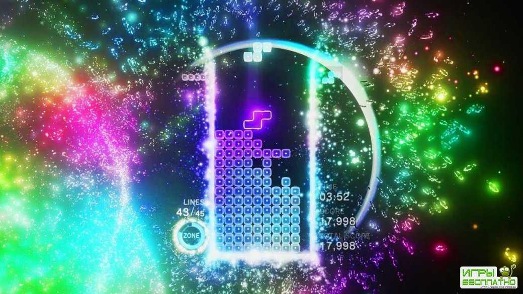 Самый красивый «Тетрис» в мире выйдет на PC. Вы уже догадались, в чем здесь «но»
