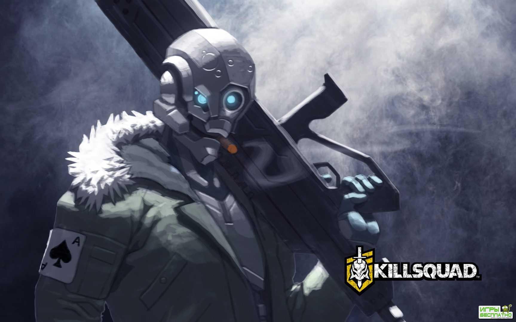 Геймплей и масса врагов в релизном трейлере дияблоида Killsquad