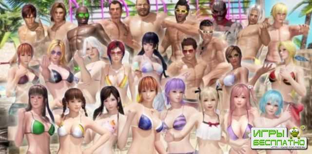 Ещё сексуальнее: в Dead or Alive 6, похоже, появятся купальники в рамках Se ...