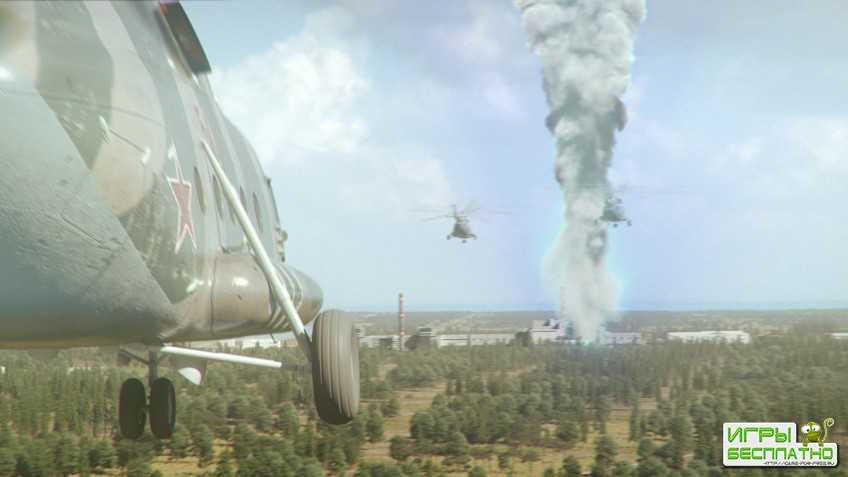 Chernobyl Liquidators Simulator - анонсирован симулятор ликвидатора аварии на Чернобыльской АЭС