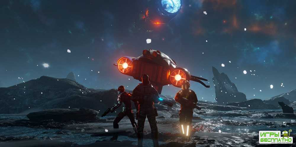 Новый геймплейный трейлер научно-фантастической action/RPG Orange Cast