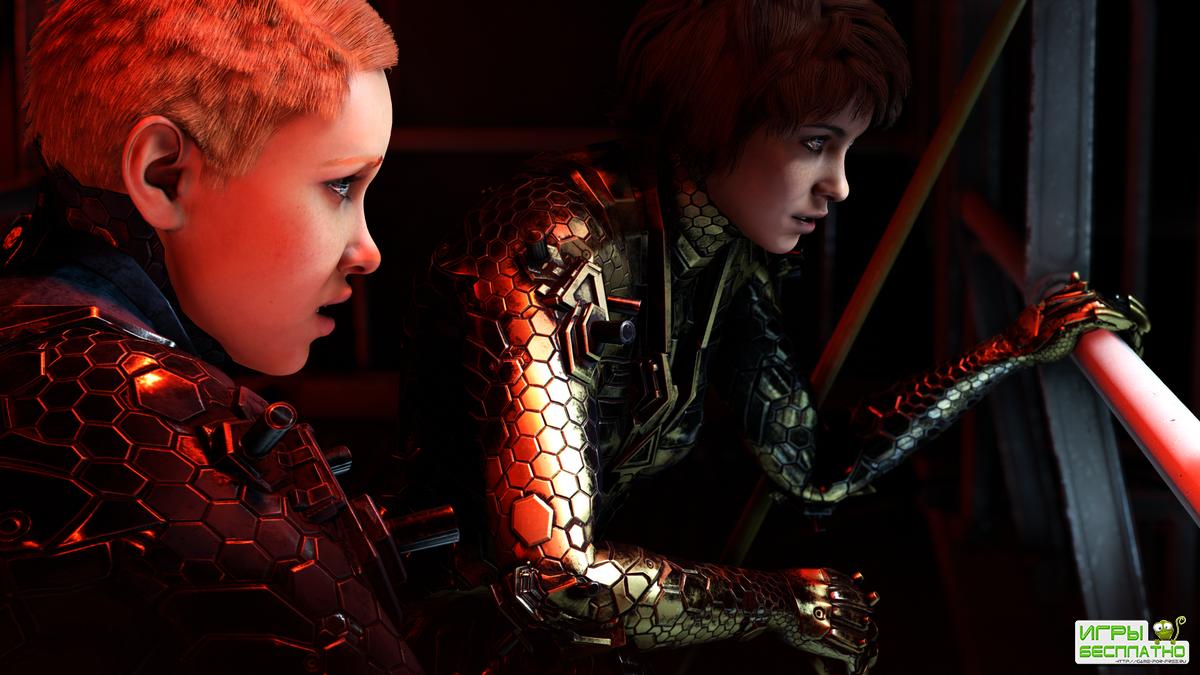 Бласковиц вдохновляет дочерей в релизном трейлере Wolfenstein: Youngblood