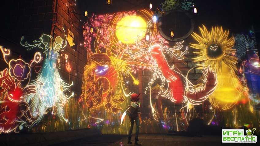 Concrete Genie: игра про подростковый буллинг от Sony выйдет 9 октября