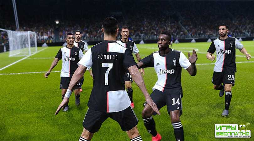 PES 2020 GamePlay PC
