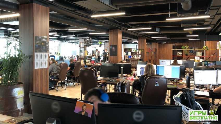 Авторы S.T.A.L.K.E.R. 2 показали фотографию своего офиса — там есть фото Ки ...