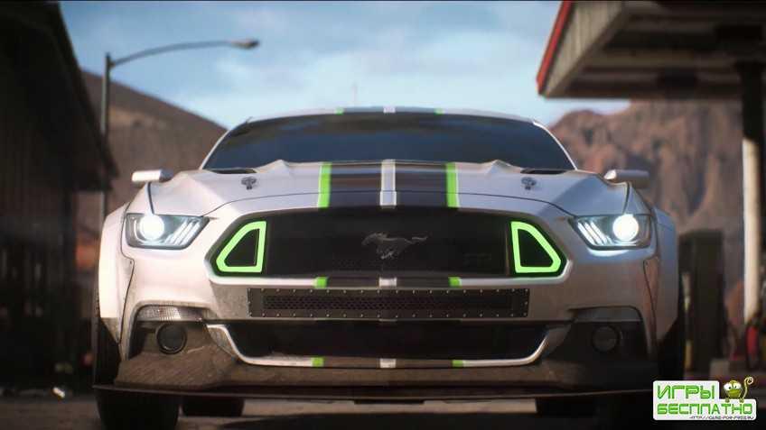 Новый Need for Speed всё-таки носит подзаголовок Heat