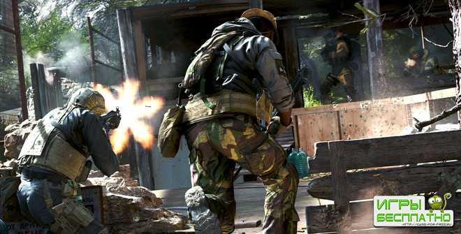 24 минуты противостоянии в разных режимах мультиплеера Call of Duty: Modern ...
