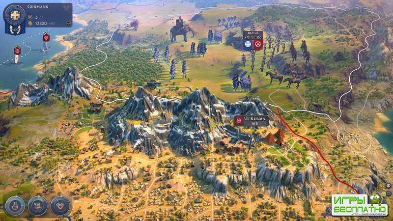 Много деталей Humankind — исторической 4X стратегии от разработчиков Endless Legend