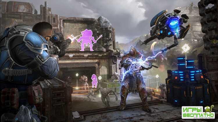 Даже в Steam шутер Gears 5 потребует подключения к аккаунту Xbox Live