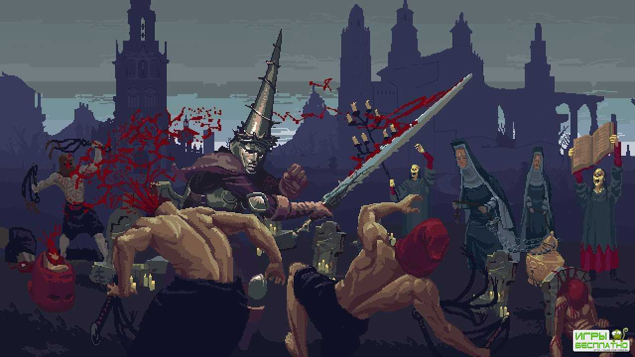 Blasphemous GamePlay PC