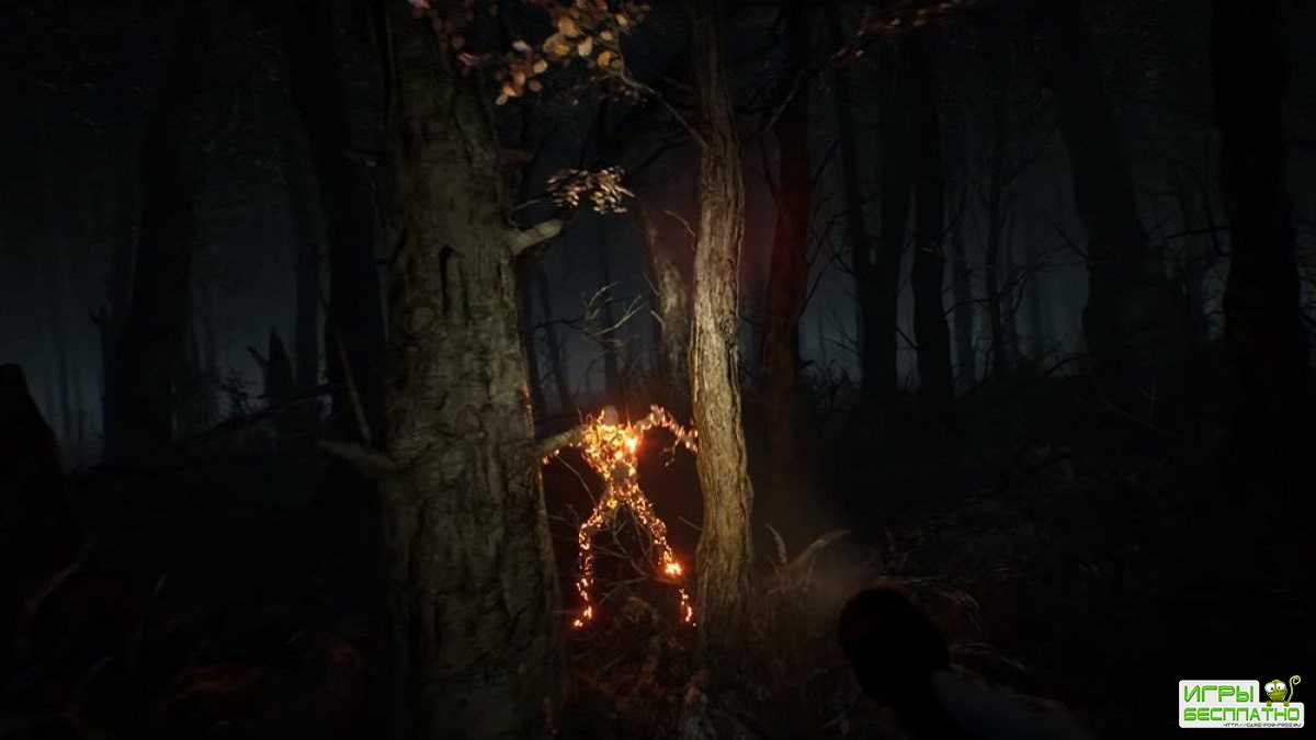 Blair Witch GamePlay PC