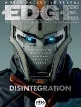 EDGE показал первый постер революционного шутера от автора Halo — Disintegration