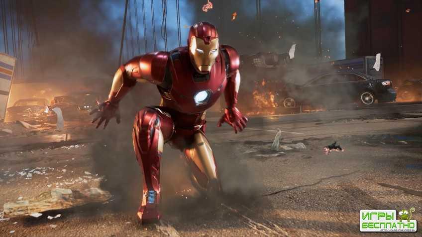 В Marvel's Avengers будет уникальная боевая система