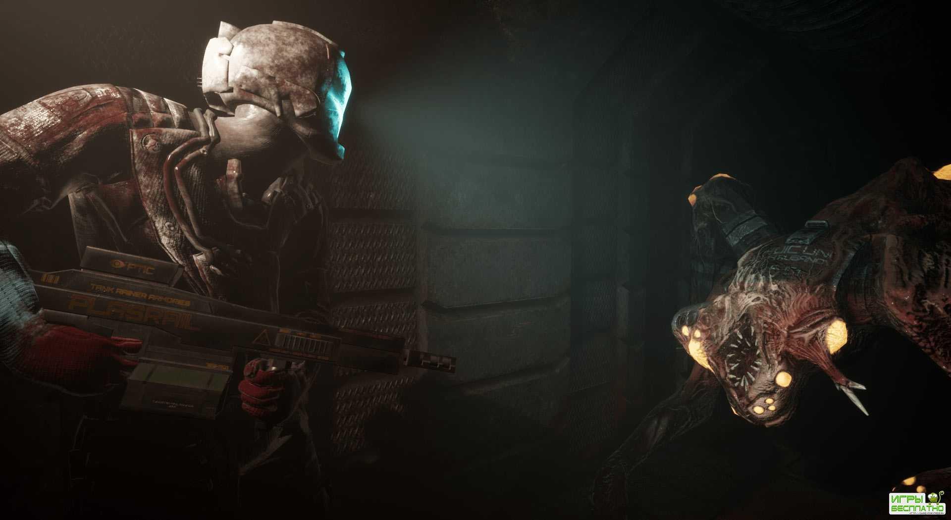 Трейлер Negative Atmosphere — независимого ужастика, вдохновлённого Dead Space