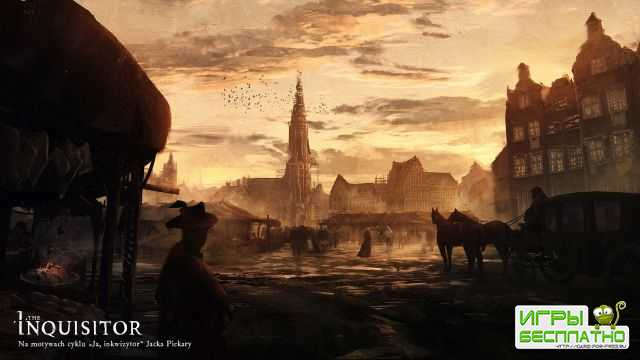 Поляки готовят ответ «Ведьмаку» по мотивам книг Яцека Пекары. Первые подробности проекта «Я, Инквизитор»
