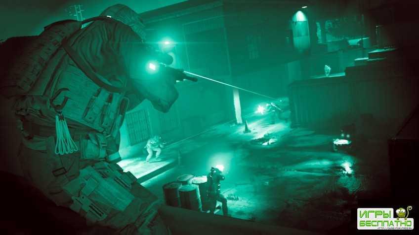 В Call of Duty: Modern Warfare будет 56 карт