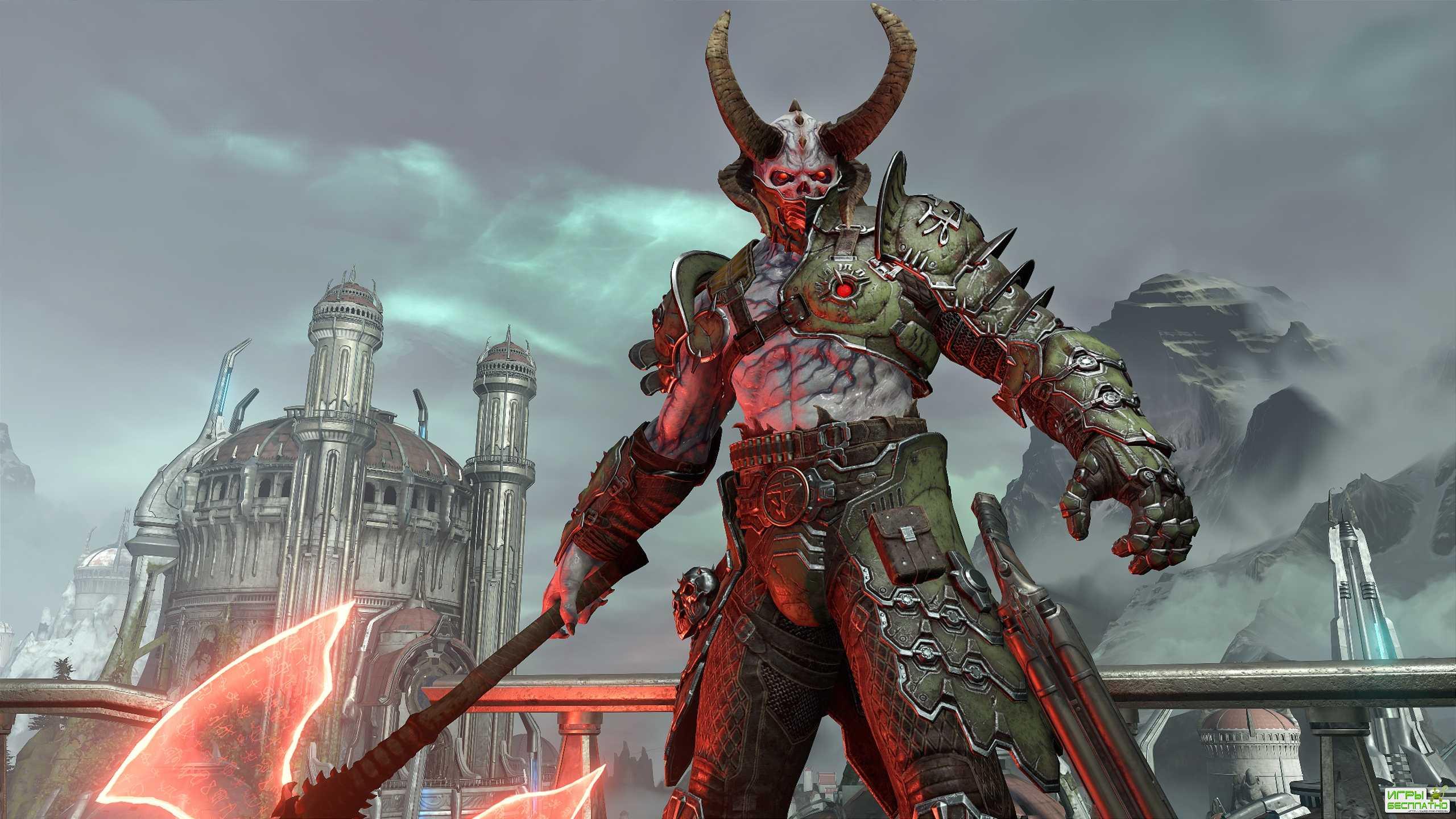 Геймдиректор: Doom Eternal будет лучшим из того, что мы когда-либо делали