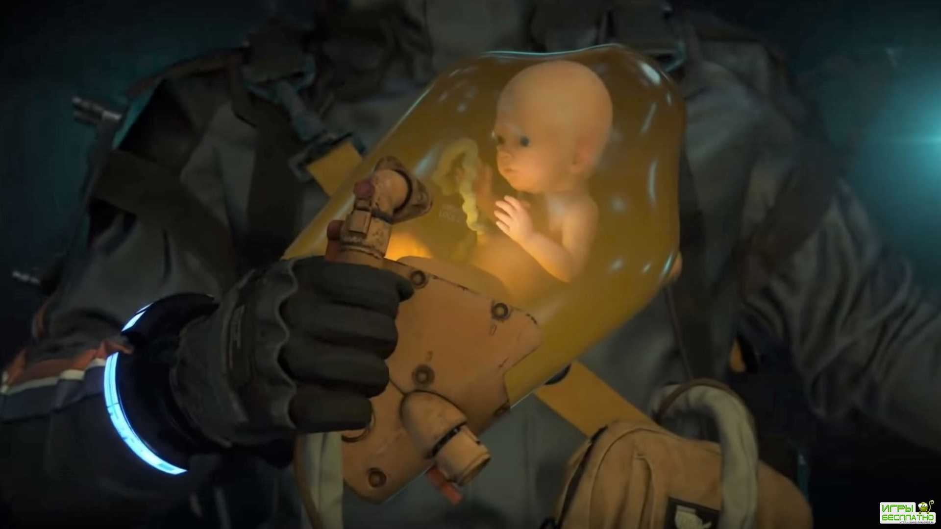 Младенец в Death Stranding сможет говорить через геймпад PS4