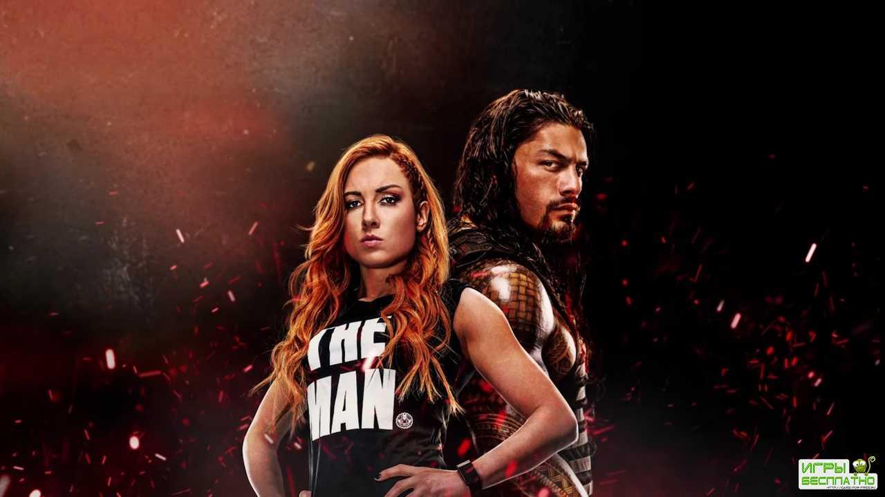 Геймплейный трейлер WWE 2K20