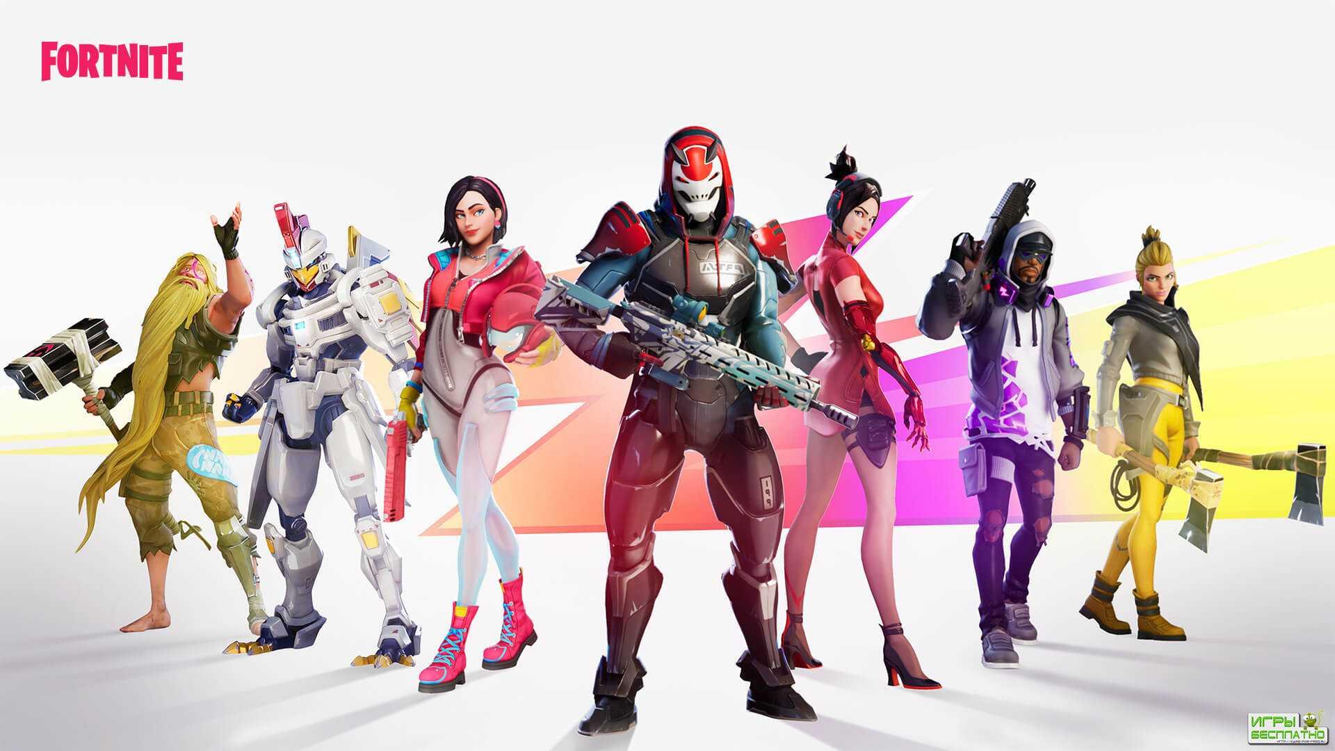 Epic Games не будет наказывать игроков в Fortnite за высказывания о политике