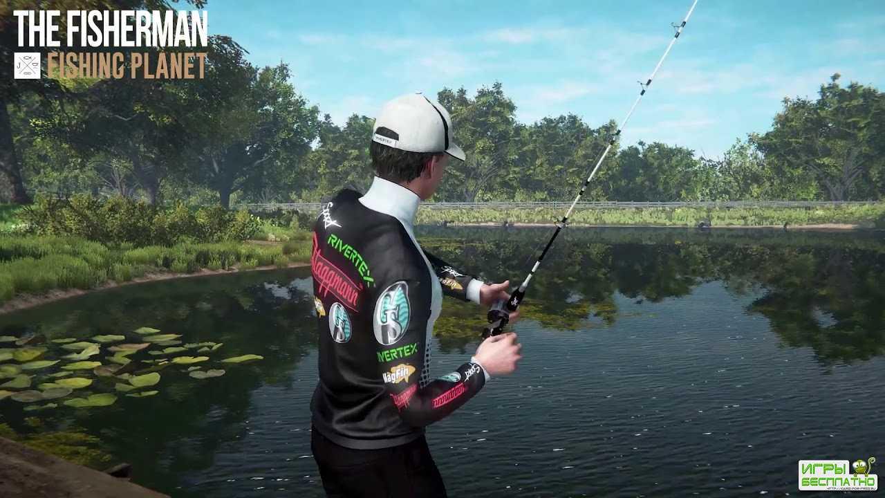 The Fisherman - Fishing Planet GamePlay PC