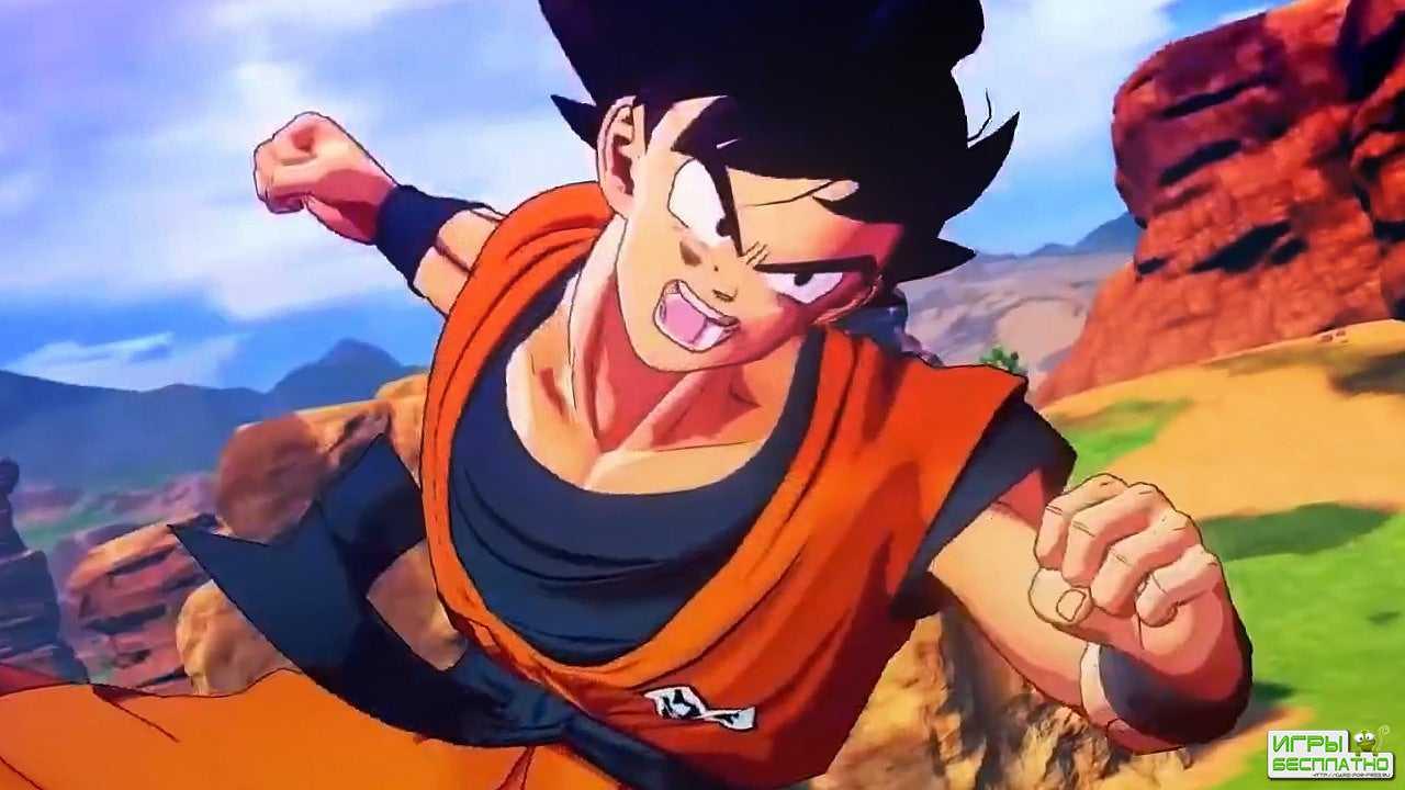 Dragon Ball Z: Kakarot – представлены новые ролевые механики
