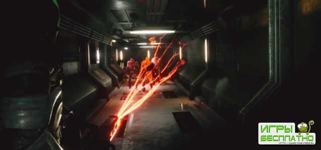 Стрельба и монстры – трейлер хоррора Negative Atmosphere в духе Dead Space