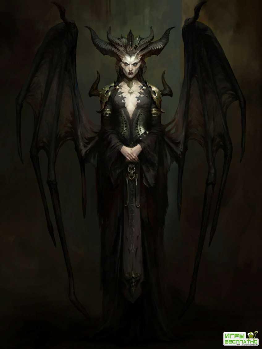 Еще новости о Diablo IV