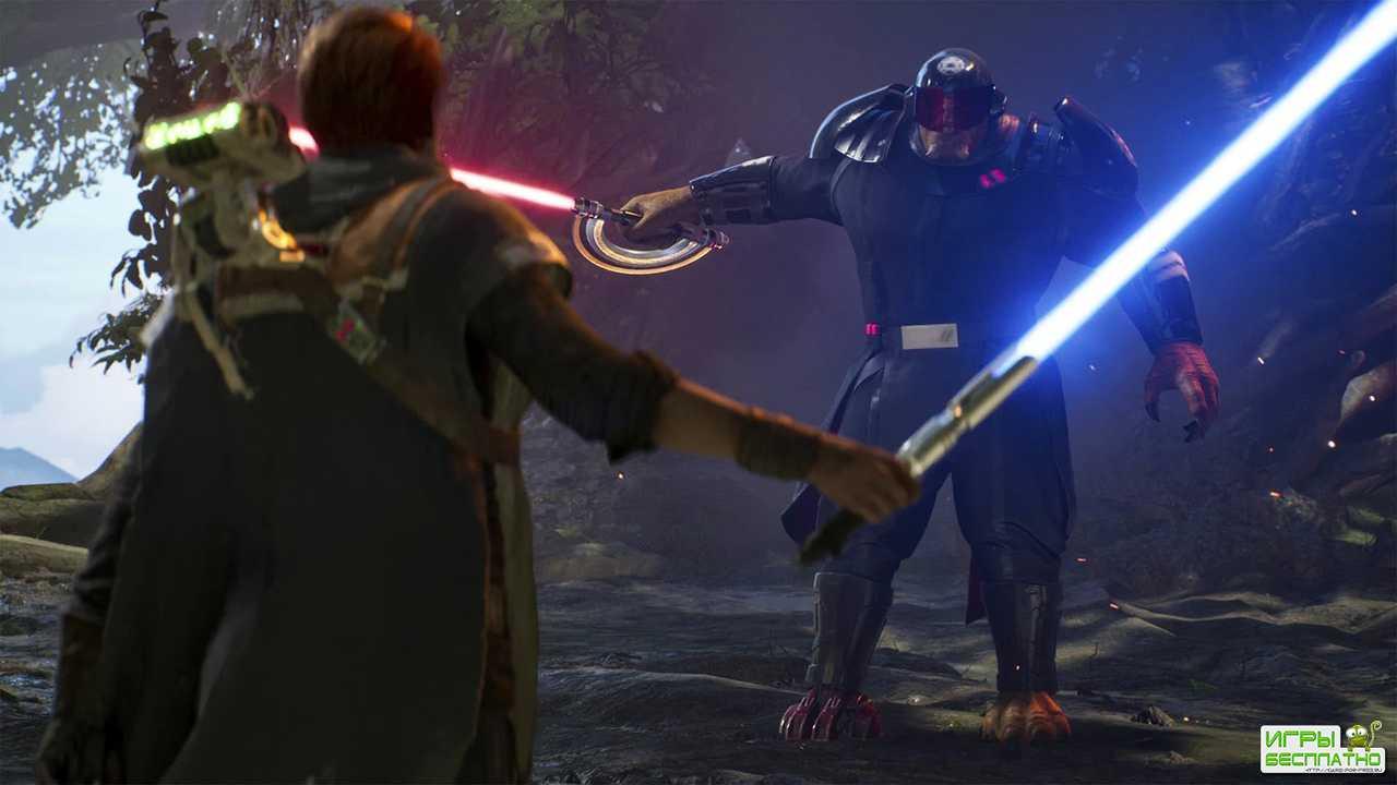 Опубликован час геймплея Star Wars Jedi: Fallen Order