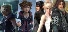 Square Enix делает проект для нового поколения консолей