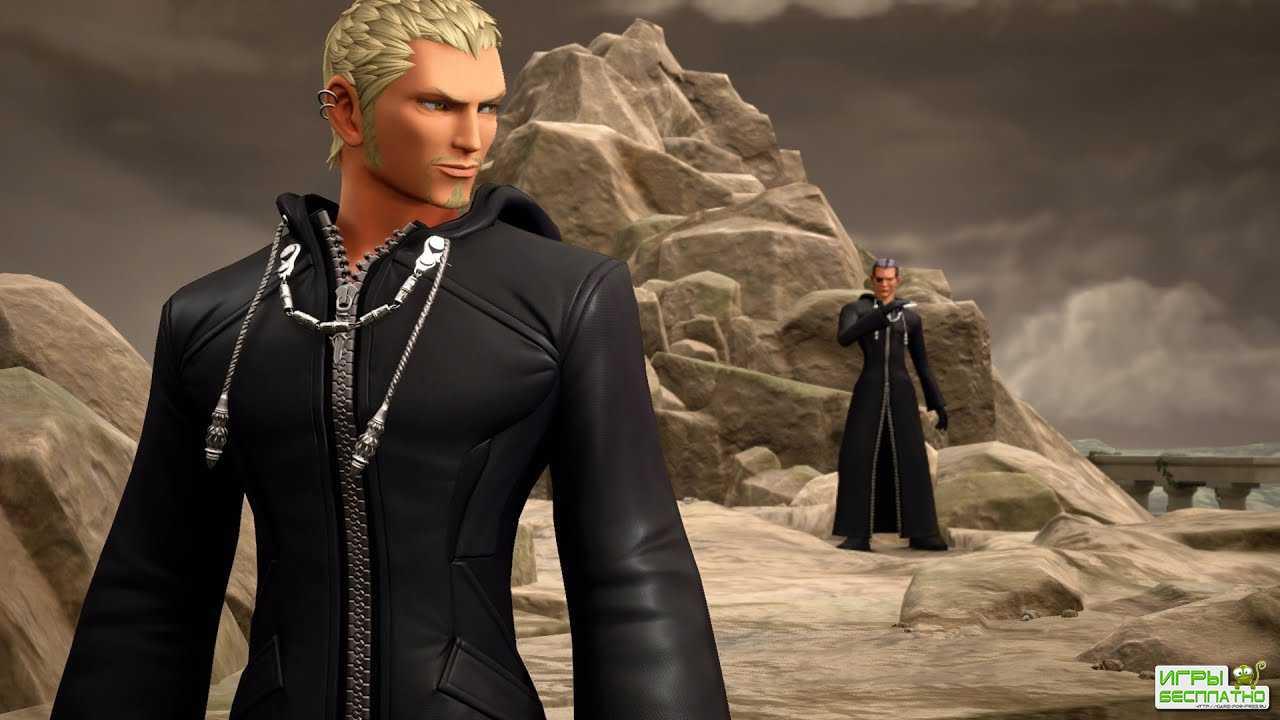 В дополнении ReMIND для Kingdom Hearts III появится фоторежим