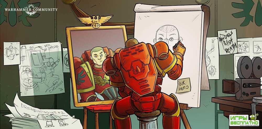 Представлен тизер всех анимационных сериалов по Warhammer 40K