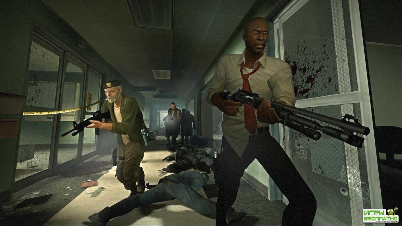 Left 4 Dead VR уже в разработке
