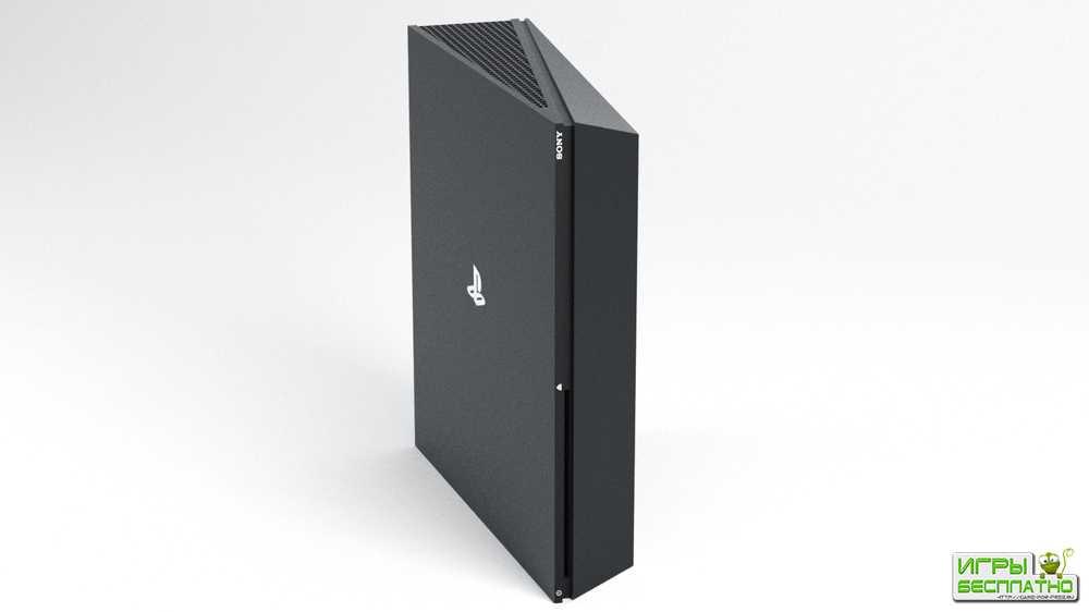 PlayStation 5 может выглядеть так