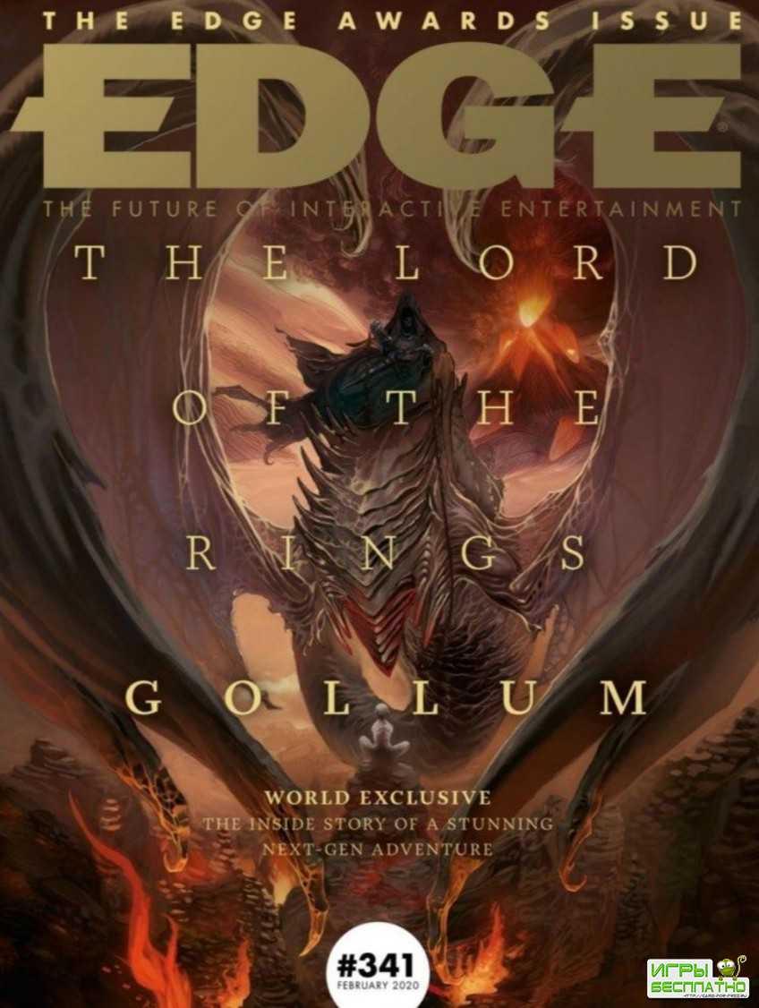 Появились первые детали The Lord of the Rings: Gollum — игры для PS5, Xbox  ...