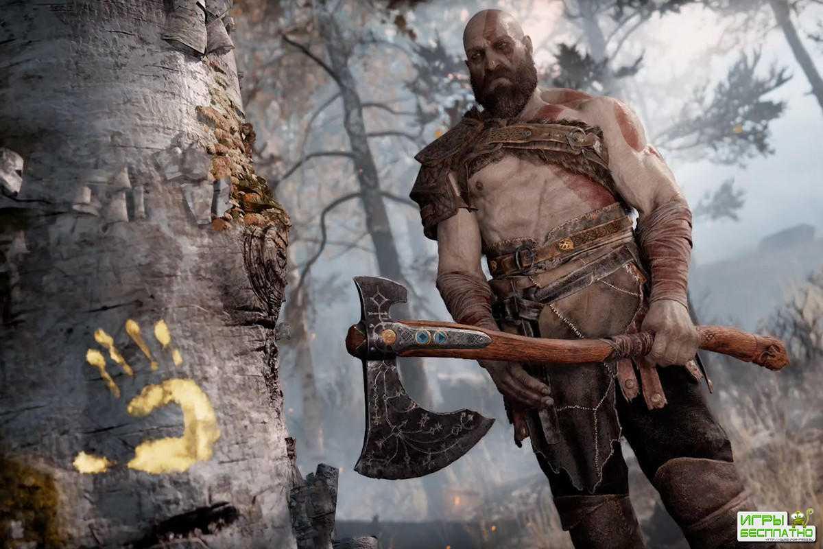 Игрок провёл в God of War 6000 часов