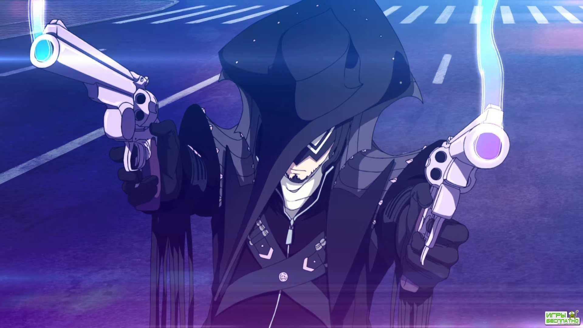 Во вступительном ролике Persona 5 Scramble показан новый персонаж